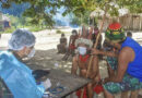 82% dos indígenas foram vacinados com a 1ª dose, diz Ministério da Saúde